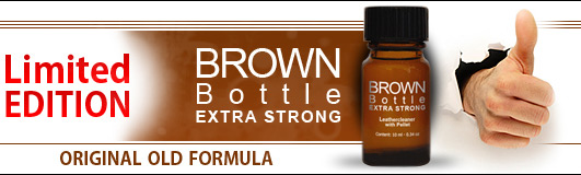 Exclusive Brown Bottle