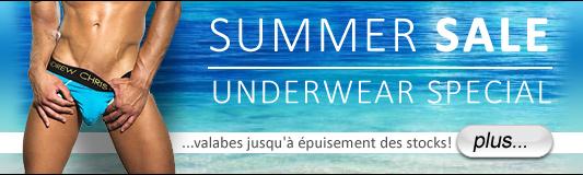 Underwear Summer Sale